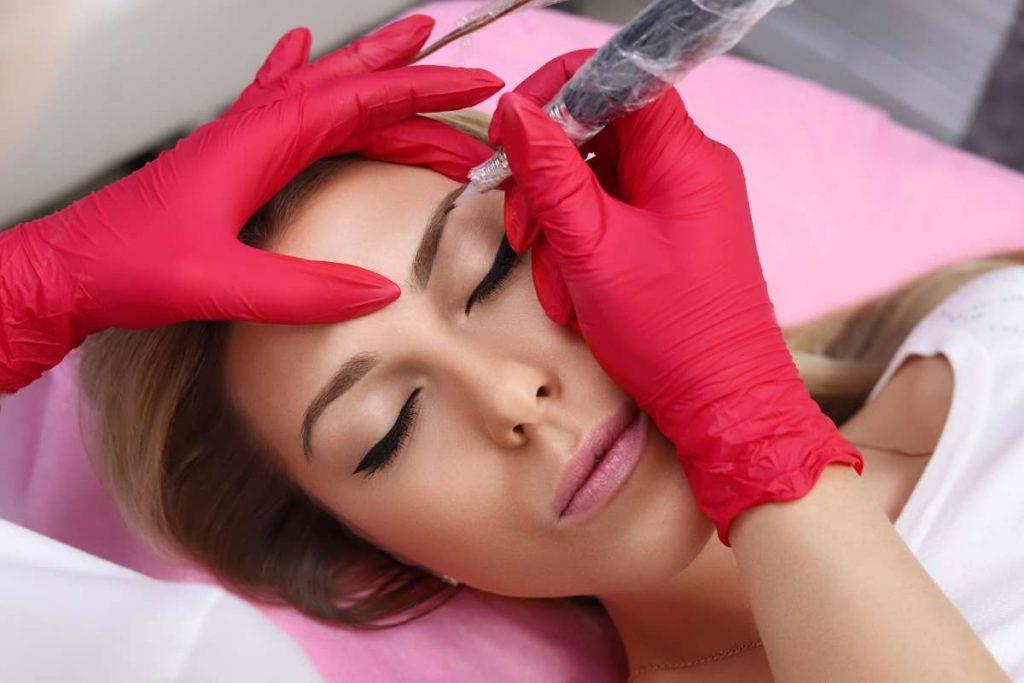 cosmetic tattoo eyeliner