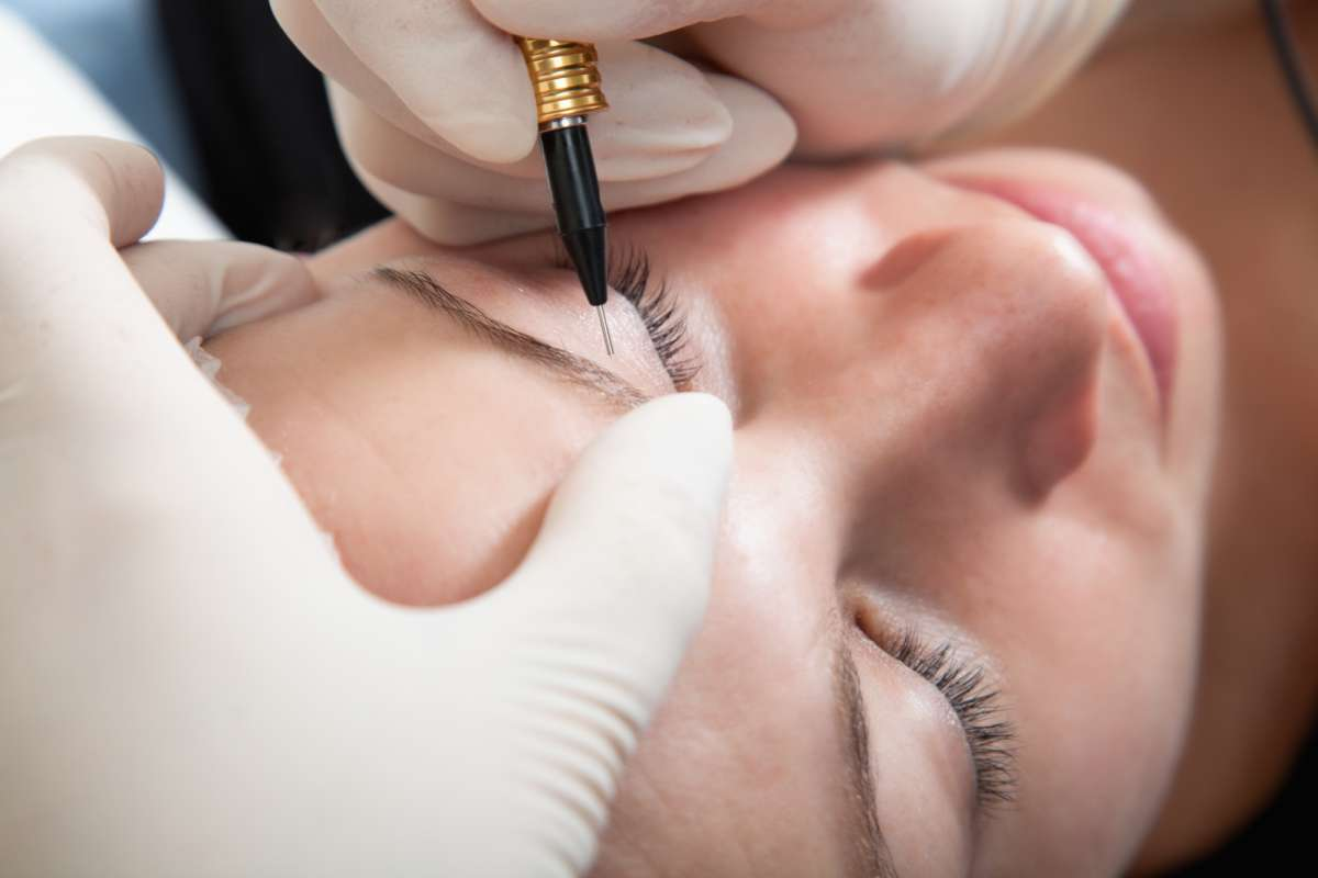 eyebrow tattoo Melbourne