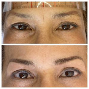 Procedures of Doing Microblading Tattoo