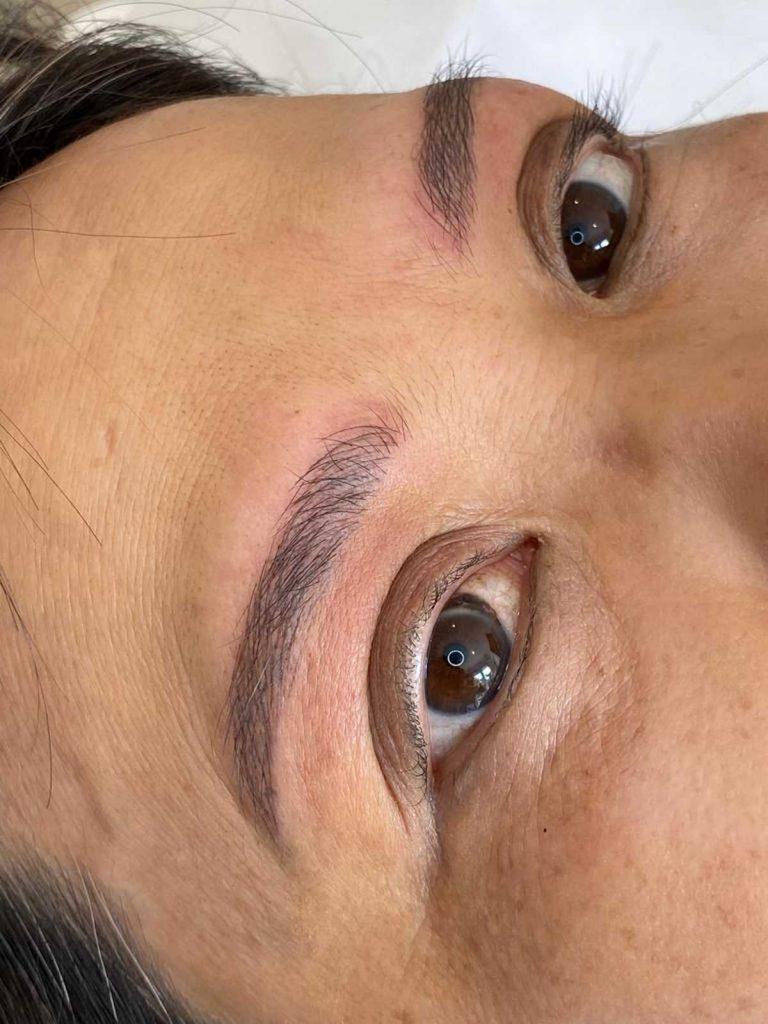 Image of Microblading Tattoo Eyebrow