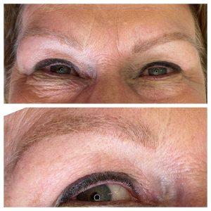 Sample Photo of Cosmetic Tattoo Eyeliner