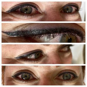 Images of Cosmetic Tattoo Eyeliner