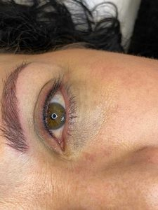 Image of Permanent Tattoo Eyeliner