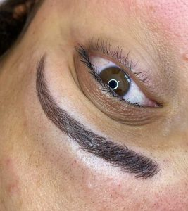 Eyebrow Tattoo Image