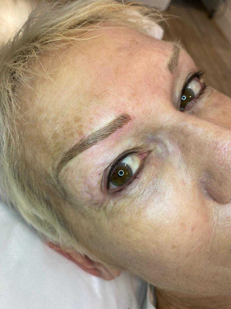 Eyebrow Tattoo Image
