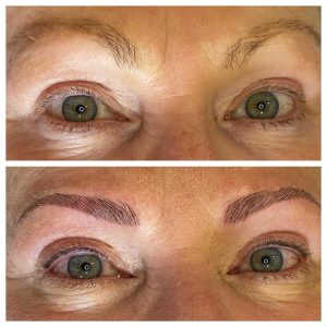 Photograph of Eyebro Tattoo and Eyebrow Shaping