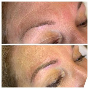 Image of Eyebrow Microblading