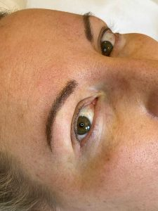 Image of Eyebrow Cosmetic Tattoo
